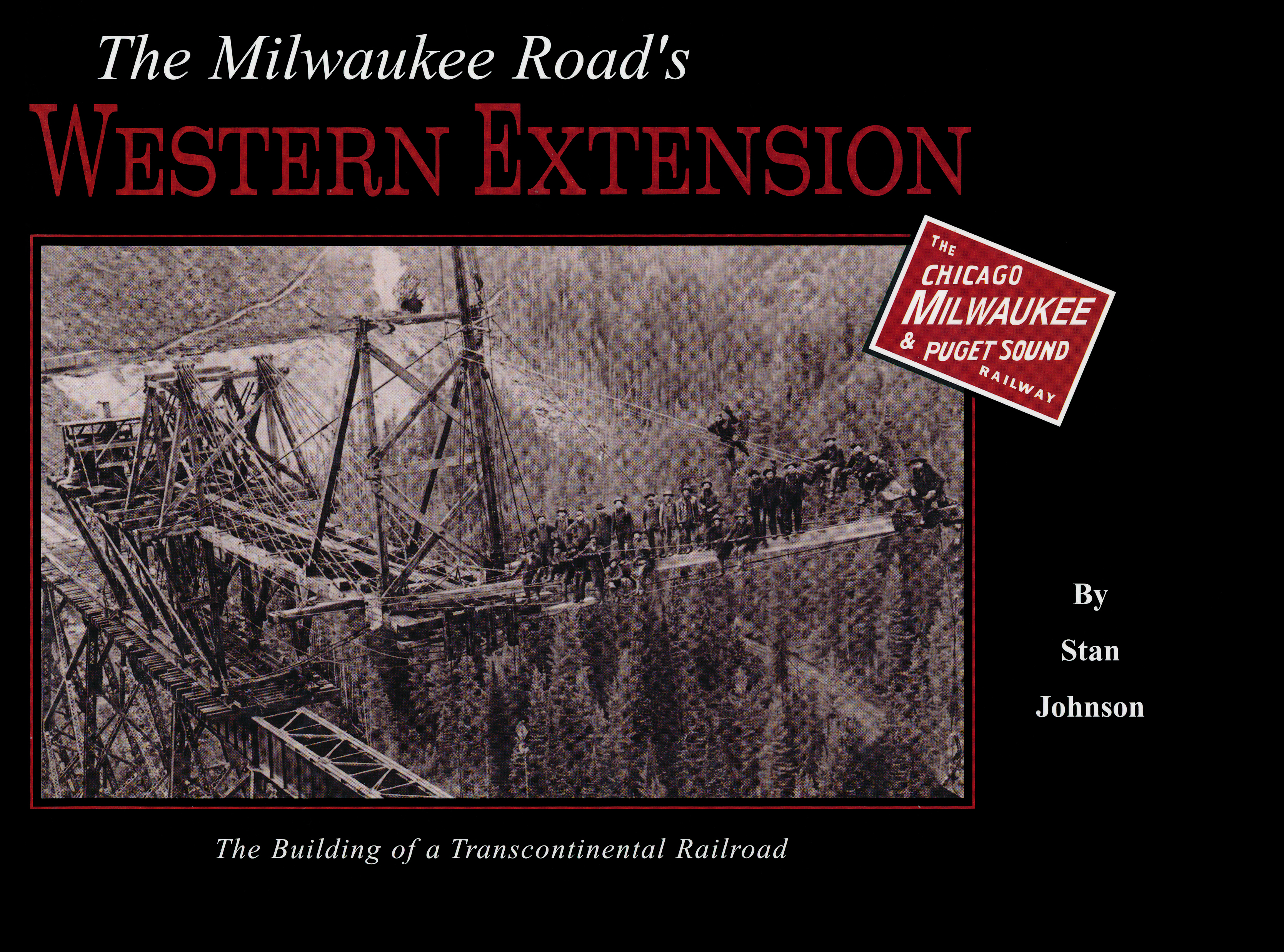 The Milwaukee Road's Western Extension